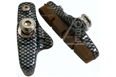 Mint Aroma Shoe Pad Set shimano dura ace compatible carbon anodized holder carbon