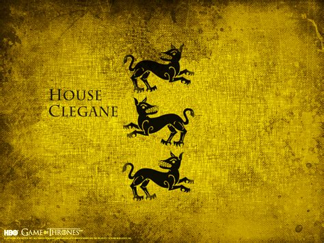 game of thrones house quiz house clegane game of thrones wallpaper 31246334 fanpop