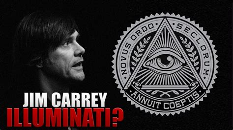 jim carrey illuminati jim carrey se revela ante los illuminati