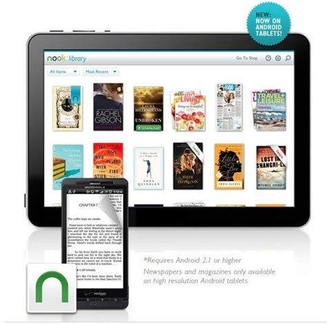 barnes and noble app for android barnes noble updates nook for android ereading app tech prezz