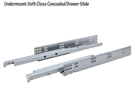12 inch undermount drawer slides 5 pairs 12 quot 22 quot full extension soft close undermount