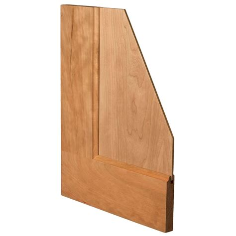 Cherry Wainscoting Panels by Cherry Wood Wainscoting Panels Recessed Paneling Custom