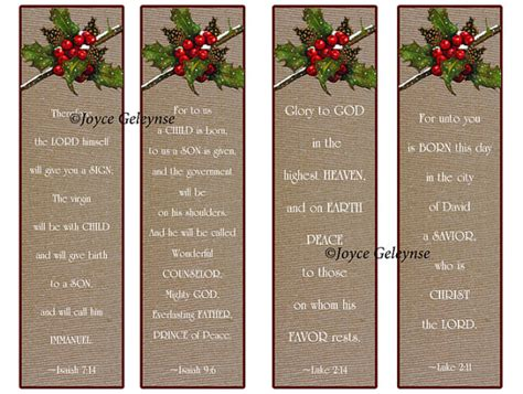 printable bookmarks religious printable christmas bookmarks bible verses by
