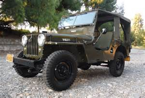 1947 Jeep Willys 1947 Willys Jeep Cj2a Bring A Trailer