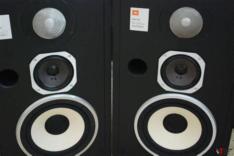 Speaker Jbl Original Jbl L86 Speakers Original Boxes Papers Photo 1248803
