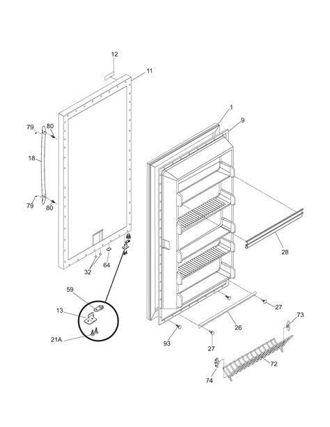Kenmore elite upright freezer manual