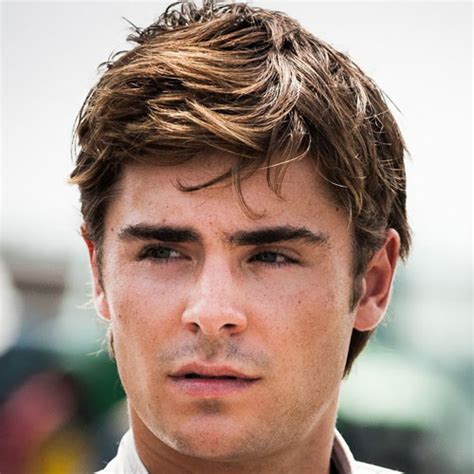 Zac Efron Hairstyles   Men's Hairstyles   Haircuts 2017