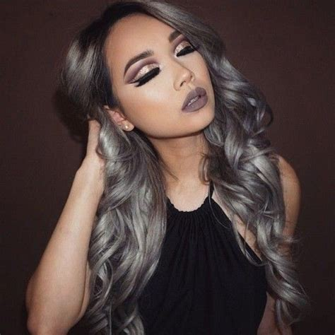 tintes de cabello color gris razones por las que deber 237 as te 241 irte el cabello de color gris
