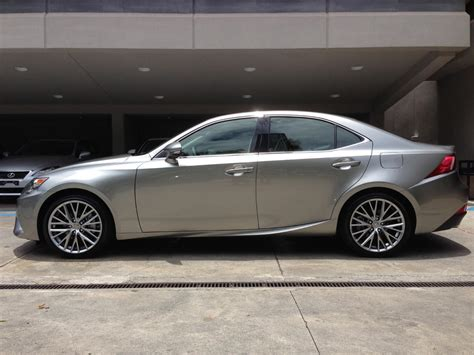 silver lexus my car 2014 lexus is250 in atomic silver sheer