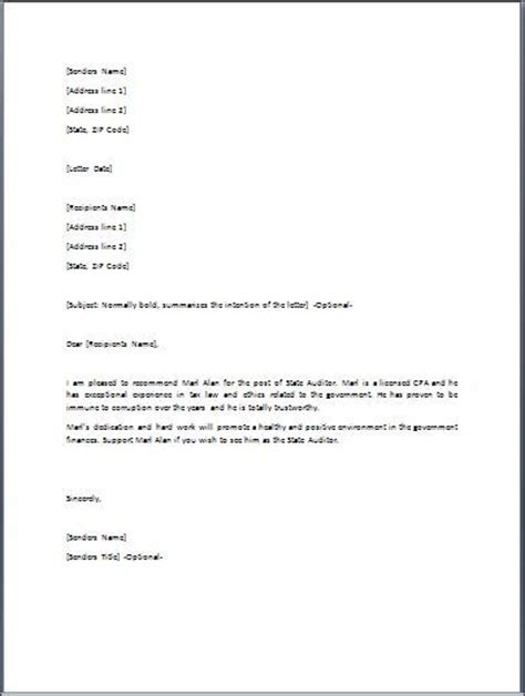 Letter Business Deal 82 Best Images About Word Business Templates On