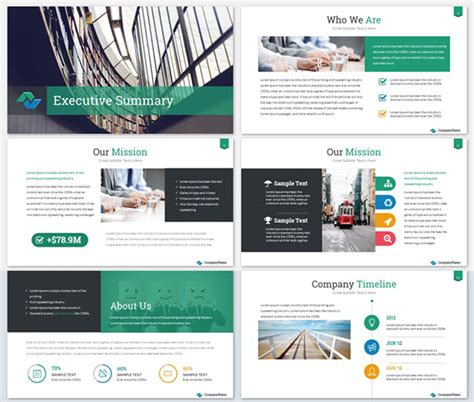 15 best business plan templates for entrepreneurs designyep