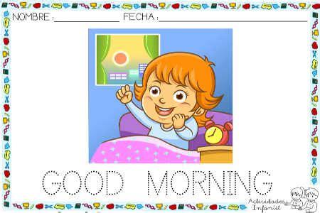 imagenes de good morning para face imagenes good morning para colorear impremedia net