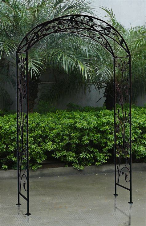 Garden Arch Clearance Bentley Garden Wrought Iron Garden Arch Buydirect4u