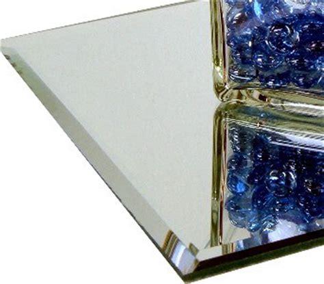square centerpiece mirrors six beveled edge 8 quot square glass centerpiece table mirrors bulk buy
