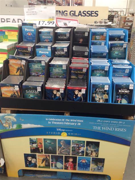film ghibli blue ray studio ghibli sale at costco 18 99 for blu ray and 11