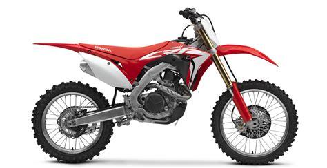 Honda Crf 150r 2008 Tanpa Mesin motocross magazine look 2018 honda crf450
