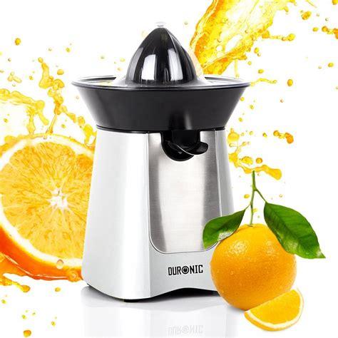 Citrus Juicer 7 duronic je6sr silver 100w powerful citrus juicer with drip free spout