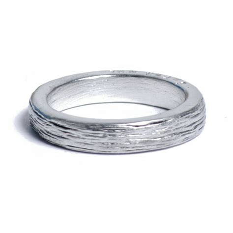 10 year anniversary ring 10 year anniversary tin ring inscribed with