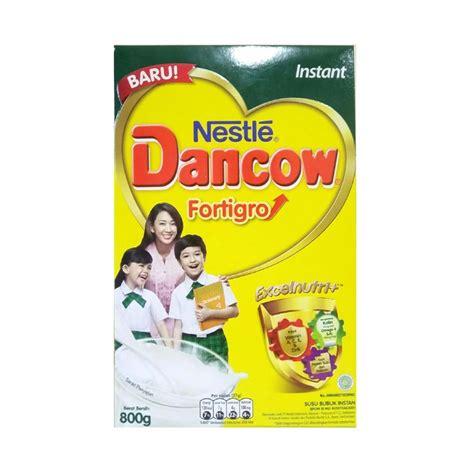 Dancow Fortigro 800 Gr jual dancow instant fortigro putih formula 800 gr