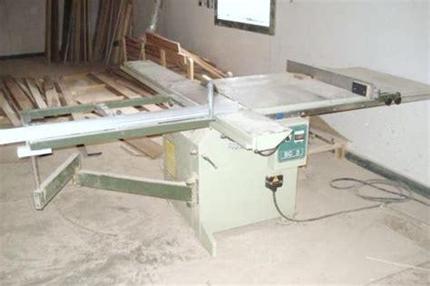 mini max sc3 series sliding table saw used art framing
