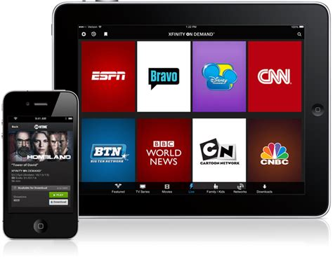 xfinity app android all there is to about xfinity tv white summary