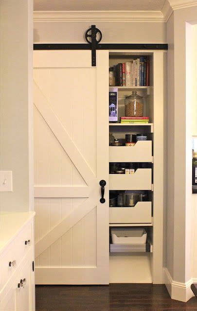 Sids Pantry by Hallways And Door Storage On