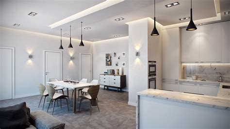 wohnung ausmisten stylish apartment in germany visualized
