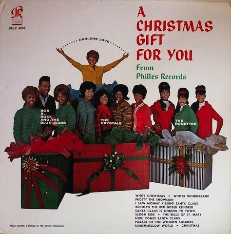 the mythic weight of phil spector s christmas gift a