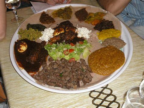 cuisine ethiopienne