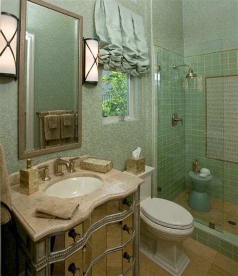Decorating A Bathroom Ideas 71 Cool Green Bathroom Design Ideas Digsdigs
