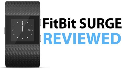 Fitbit Surge Fitness fitbit surge fitness tracker review the mobile update