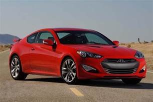 Reviews Of Hyundai 2016 Hyundai Genesis Coupe New Car Review Autotrader