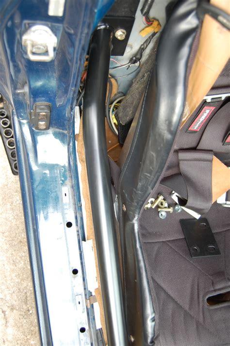 door bars installed pictures miata turbo