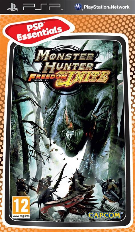 theme psp monster hunter gamespace11box gamerankings
