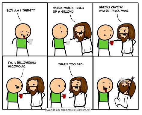 cyanide happiness comic   funny clone