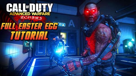 exo zombies easter egg quot exo zombies quot full easter egg solo walkthrough exo