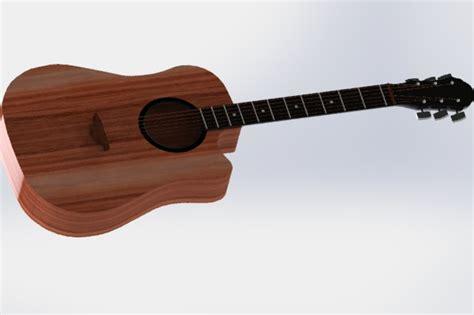 solidworks tutorial how to make guitar guitar
