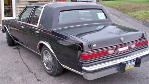 chrysler new yorker fifth avenue for sale used cars on buysellsearch 1983 chrysler new yorker fifth avenue outstanding condition no rust black red for sale photos