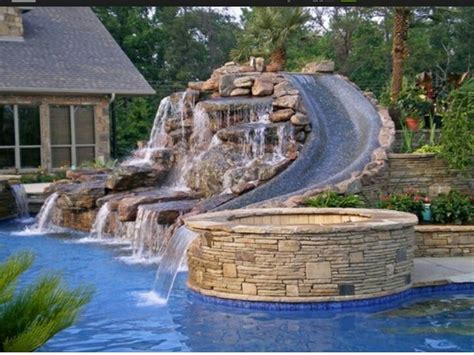 i want this pool awesome backyard ideas