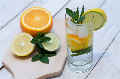 Orange Lemon And Lime Detox Water by Stay Hydrated With Fruit Infused Water Farmview Market