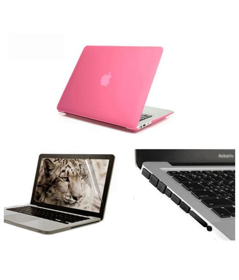Apple Pink Macbook Pro pindia pink cover for apple macbook pro 1313 3