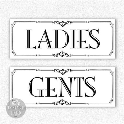 Bathroom Signs To Print by Restroom Printable Signs 2b Bathroom Signs By