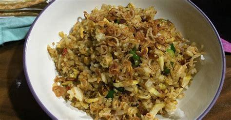 nasi goreng ayam suir  resep cookpad