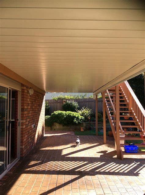 Waterproof Deck Ceiling by Waterproof Deck With Underdeck
