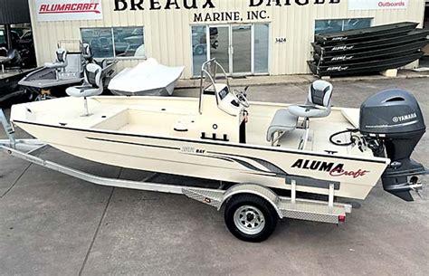 alumacraft boats louisiana new 2018 18 alumacraft 1860 cc bay sport fisherman in