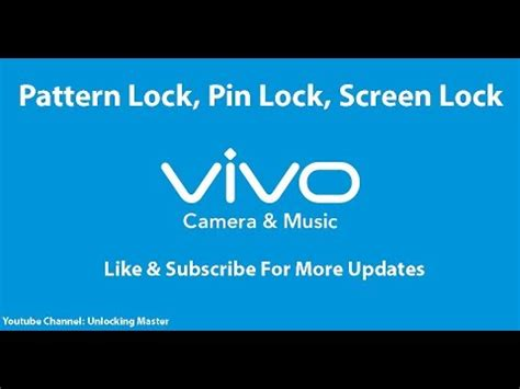 pattern lock vivo v5 vivo y53 y55l y55s v5 v7 y21l pattern lock remove done