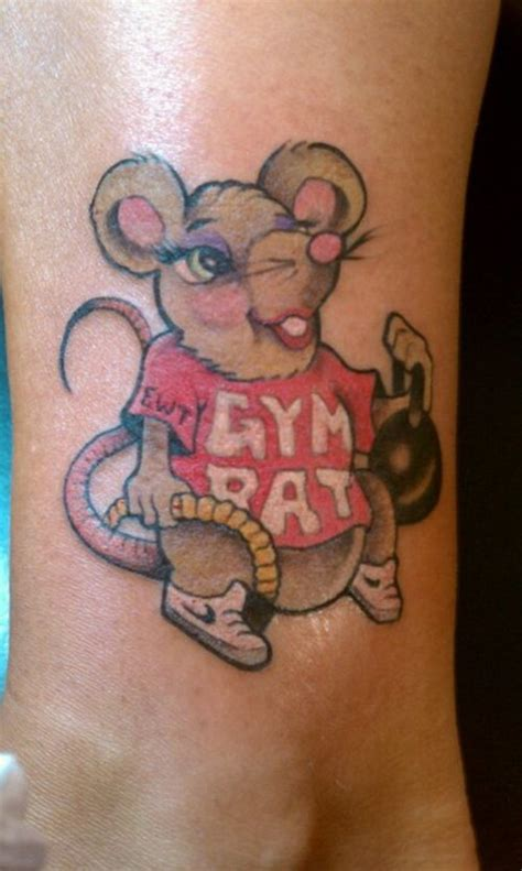 gym rat tattoo tattoo picture at checkoutmyink com