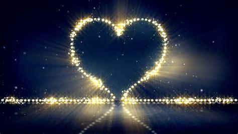 heart shaped christmas lights heart shape glowing lights computer generated seamless
