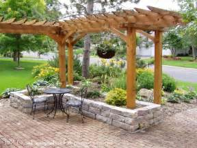 Home And Garden Ideas For Decorating Simple Home Garden With Patio In Front Of House Olpos Design