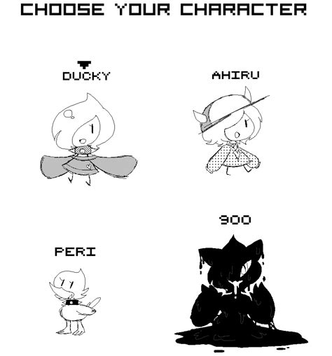 choose your character by smashtoons on deviantart choose your character gif full view plz by duckydeathly